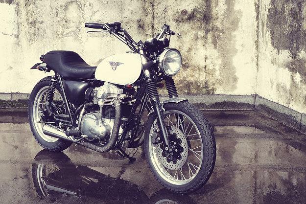 W650 custom