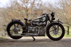 1928 Windhoff motorcycle