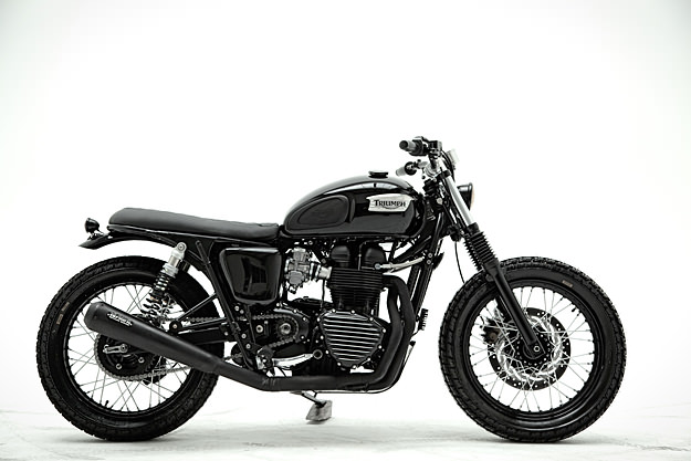 2011 Triumph Bonneville by CMP