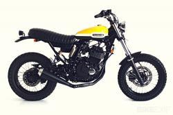 Suzuki DR650 by Deus Bali