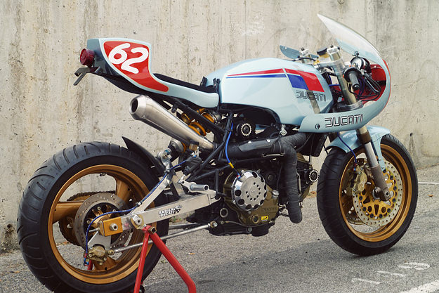 Ducati Pantah custom by Radical Ducati