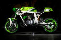 Santiago Chopper Kawasaki H2