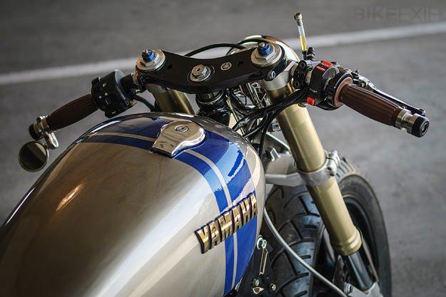 Yamaha Virago XV750