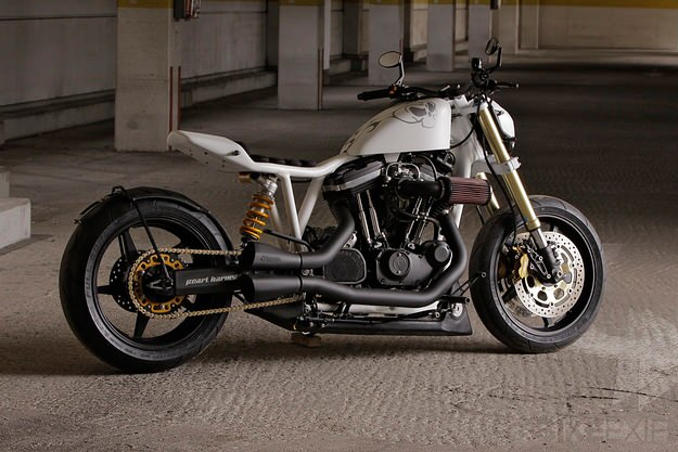 Buell X1 by Michi Heyer of Buchholz Custom