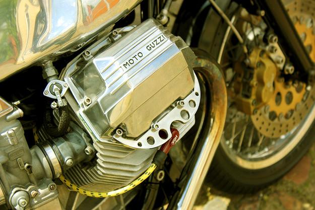 Custom Moto Guzzi Le Mans Mk III