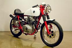 Lossa Honda CL350 cafe