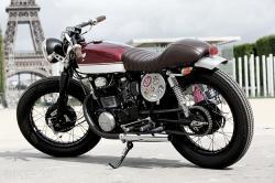 Honda CB350 Saké Racer