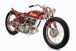 1940 Indian motorcycle by The GasBox