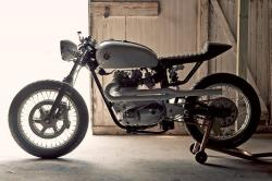 Loaded Gun cafe racer