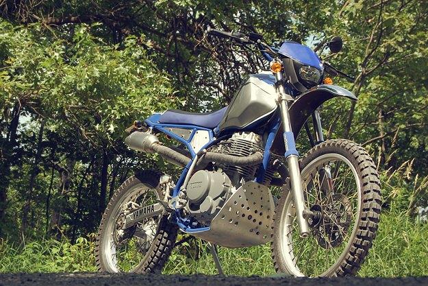normadoughty71  Custom Yamaha XS400