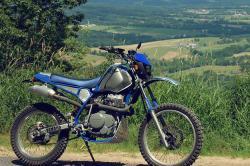 Custom Yamaha XS400