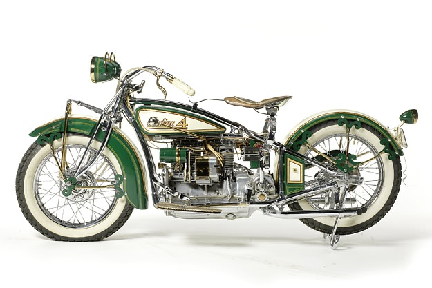 1930 Indian 4 motorcycle