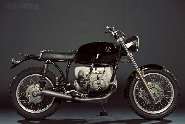 BMW R80/7 by Crowe Customs