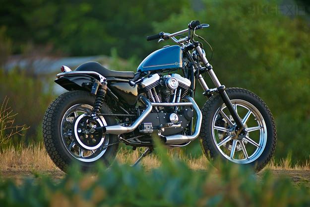 Harley Sportster 1200 by Biltwell