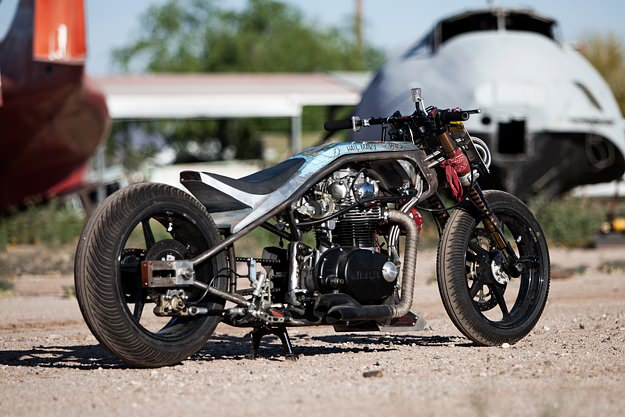Icon custom motorcycle