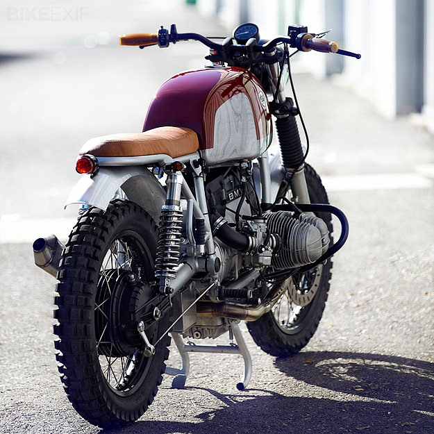 Custom BMW R 100RT