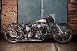 Harley-Davidson FXS custom