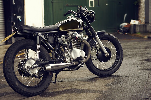 Pieces Cafe Racer Honda Cb