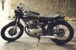 Honda CB350 by Untitled Motorcycles