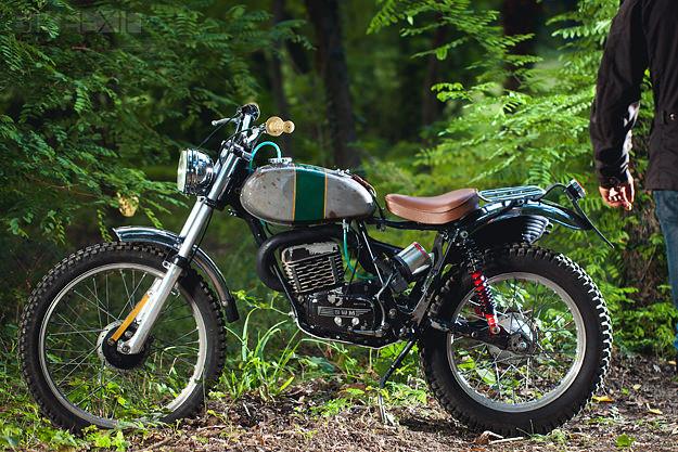 SWM motorcycle