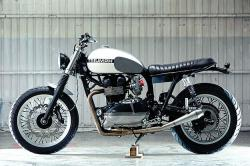 Kiddo Motors Triumph Thruxton