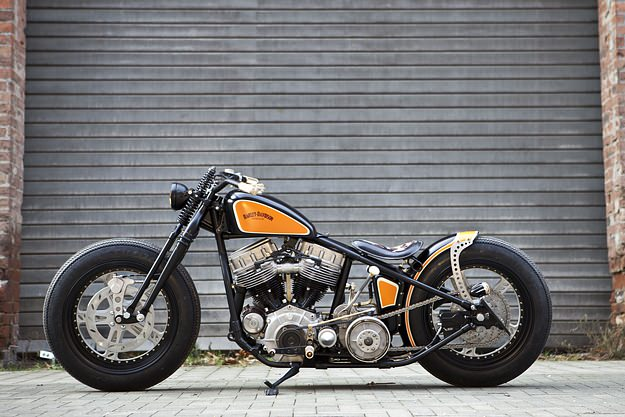 1951 Harley-Davidson