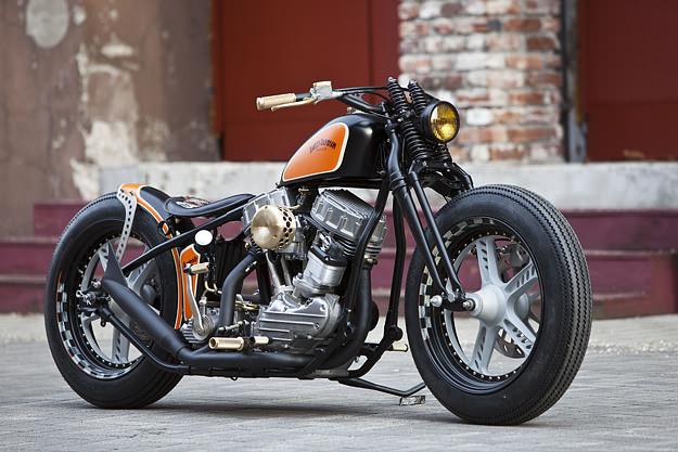 1951 Harley-Davidson custom