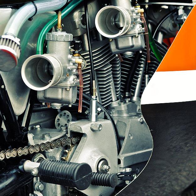 1972 Harley-Davidson XR750TT