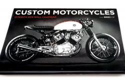 2013 Motorcycle Calendar