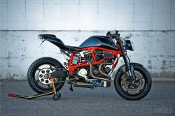 Buell S1 Lightning custom