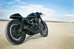 Harley XL883N by Roland Sands