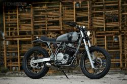 Honda XR600 by Cafe Racer Dreams