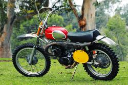Husqvarna 400: the Steve McQueen motorcycle