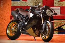Triumph Speed Triple by Vilner