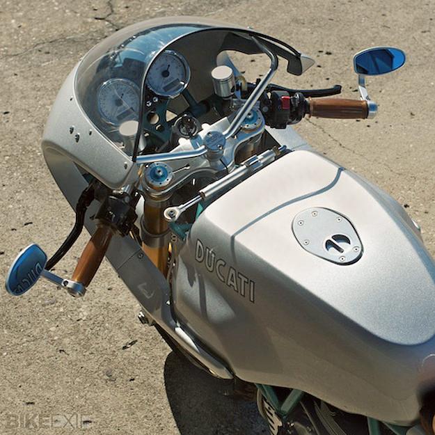 Ducati Paul Smart by Revival Bike EXIF