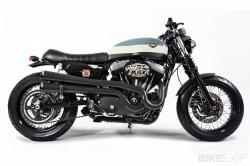 Harley XL1200 by CRD