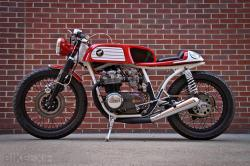M&M Customs Honda CB550