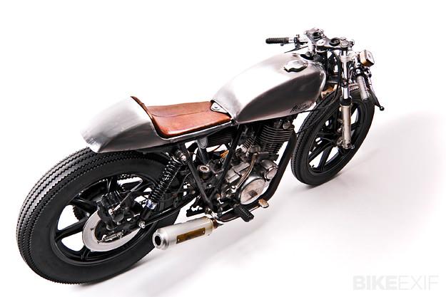 Custom Yamaha SR500 by Motohangar