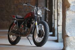 Reborn Yamaha SR250