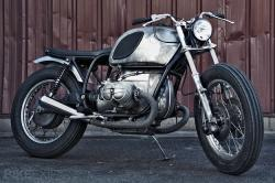 BMW R75/6 by Clutch Custom