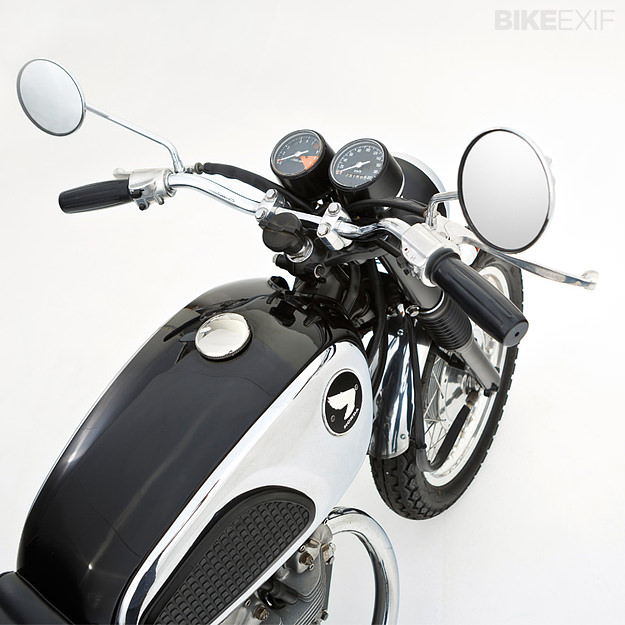 Honda CB450 K1