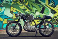 Mid Life Cycles Honda CB77