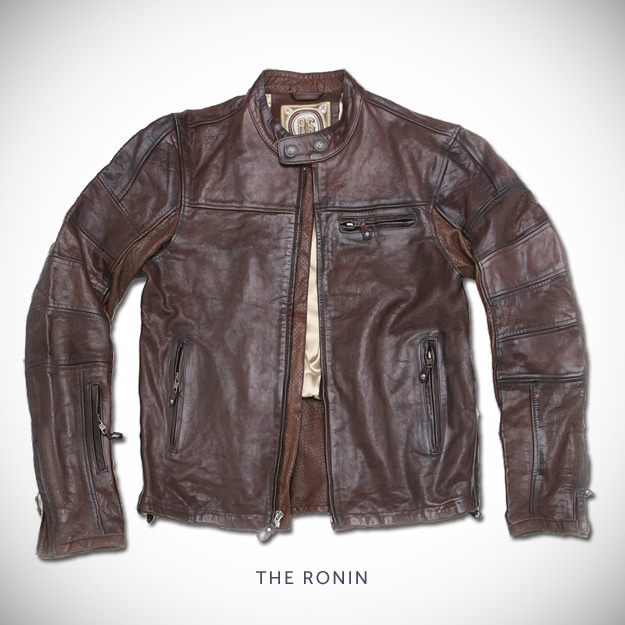 Roland Sands motorcycle jacket