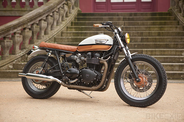 Bike Exif Triumph Full Size
