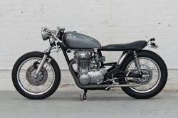 Modern Motor Cycle Company XS650