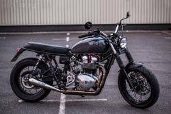 Co-Built Triumph Bonneville
