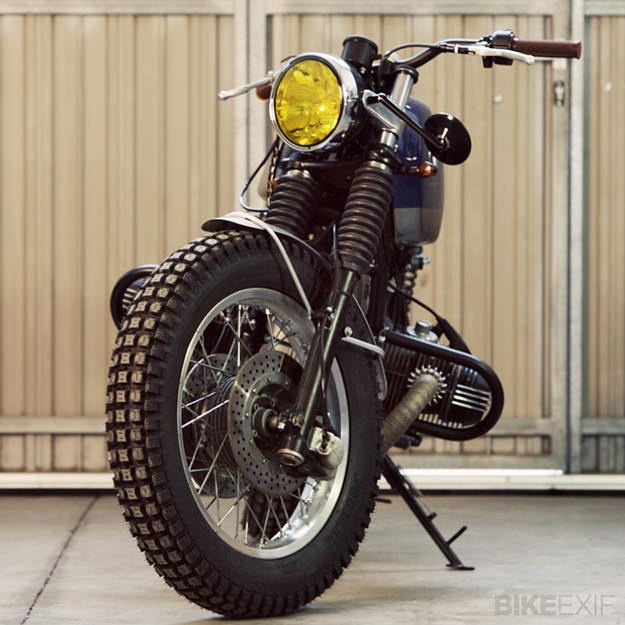 Bmw R100 7 By Cafe Racer Dreams Bike Exif