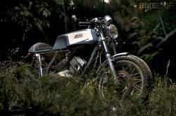 Moto Morini 350 by Ad Hoc