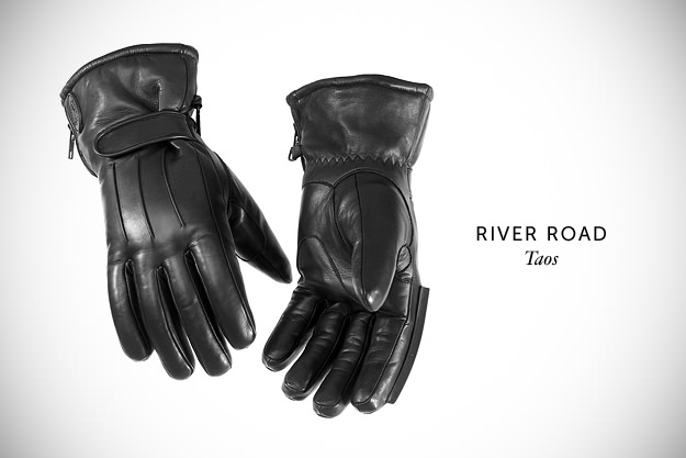 River Road Taos motorcycle gloves