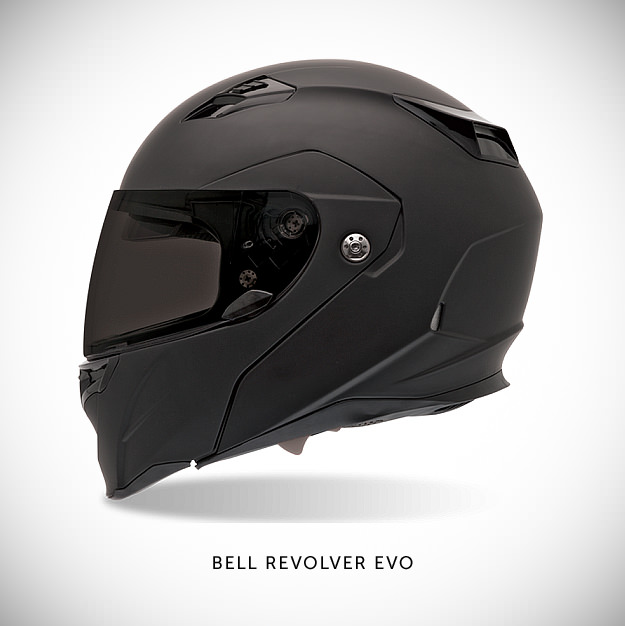 Bell Revolver EVO motorcycle helmet